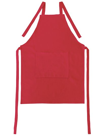 Apron with Pocket Canvas  G_BD820