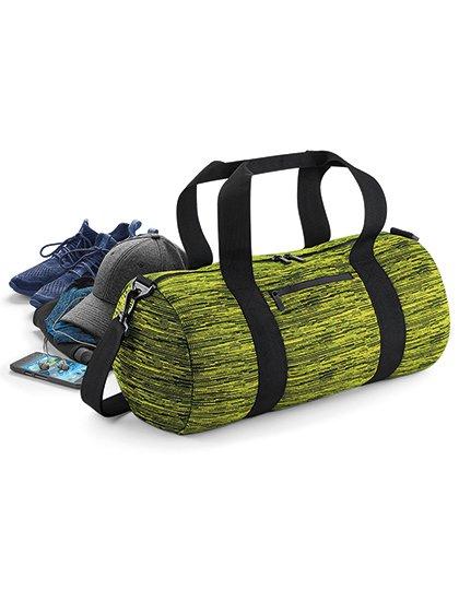 Duo Knit Barrel Bag  G_BG196