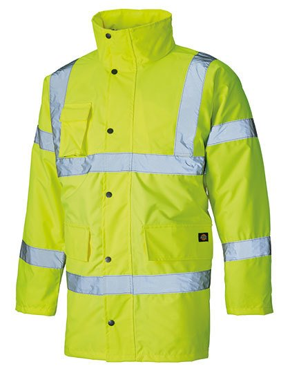 High Visibility Motorway Safety Jacket  G_DK22045