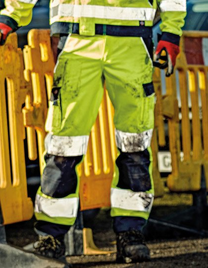 High Visibility Industry Trousers EN20471  G_DK30035