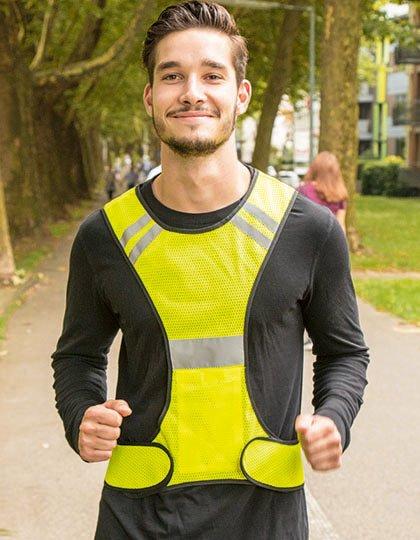 LED Running Vest for joggers  G_KX509