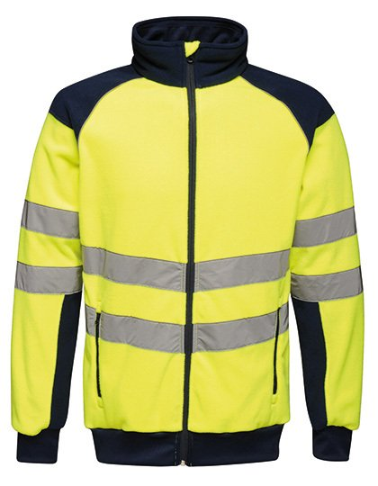 Hi-Vis Pro Fleece Jacket  G_RG525