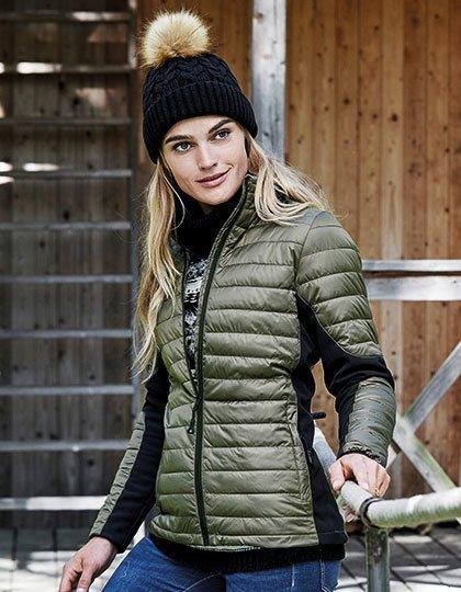 Ladies` Crossover Jacket  G_TJ9627