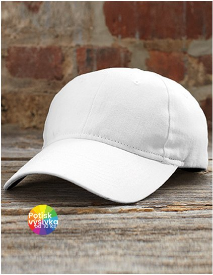Solid Brushed Twill Cap  G_A136
