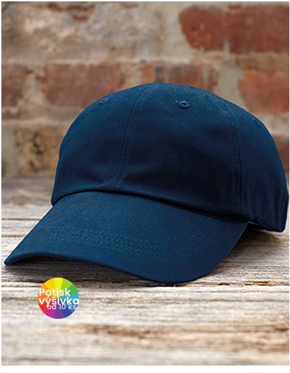 Low-Profile Brushed Twill Cap  G_A176