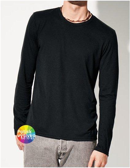 Adult Tri-Blend Long Sleeve Tee  G_A6740