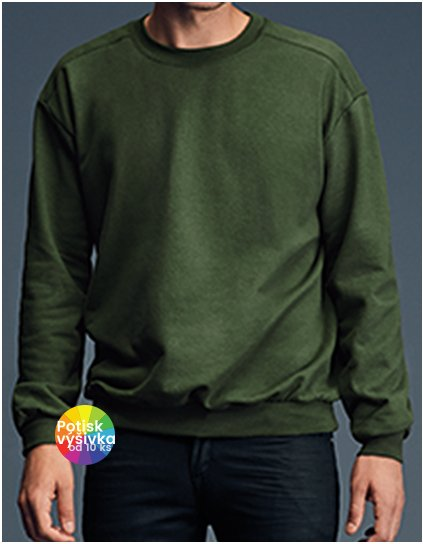 Crew Neck Sweatshirt  G_A71000