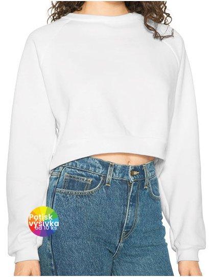 Women`s Flex Fleece Crop Pullover  G_AM3451