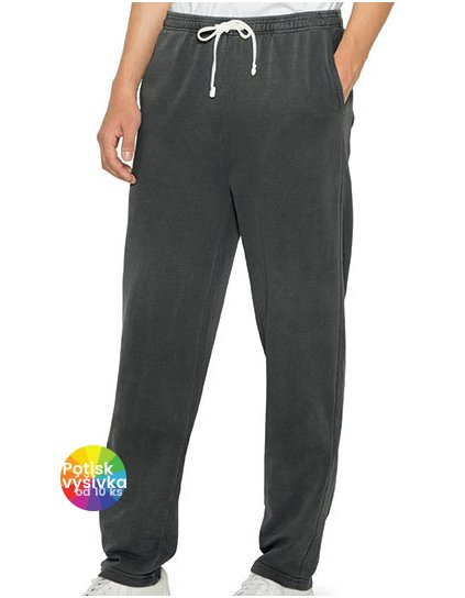 Unisex French Terry Straight Leg Pant  G_AM4375