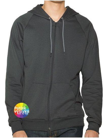 Unisex California Fleece Zip Hooded Sweatshirt  G_AM5497