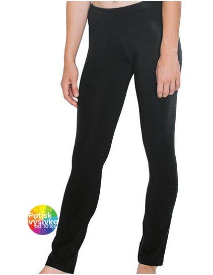 Women`s Jersey Straight Leg Yoga Pants  G_AM8375