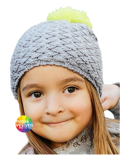 Cuddly - Knitted Beanie  G_AT781