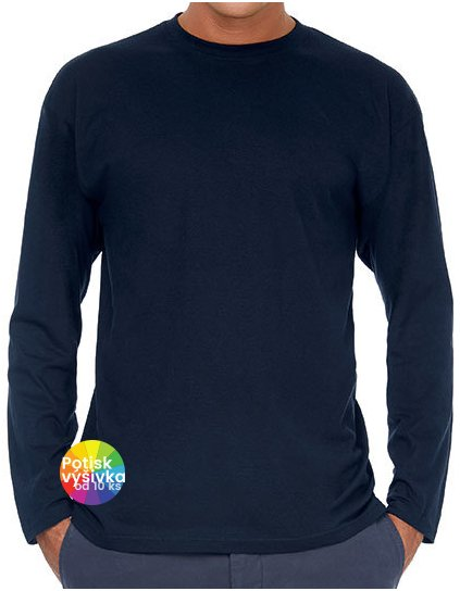T-Shirt Exact 150 Long Sleeve  G_BCTU003