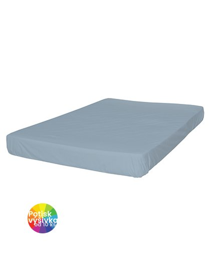 Fitted Sheet - Double M  G_BD931
