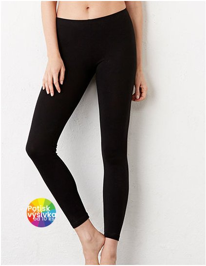 Women`s Cotton Stretch Legging  G_BL812