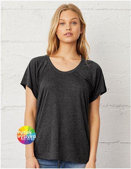 Flowy Raglan T-Shirt  G_BL8801