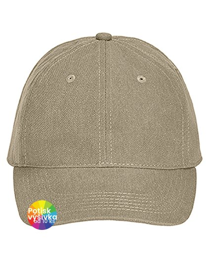 Pigment Dyed Canvas Baseball Cap  G_CC104