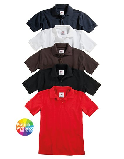 Lucca Polo Shirt Man  G_CGW700