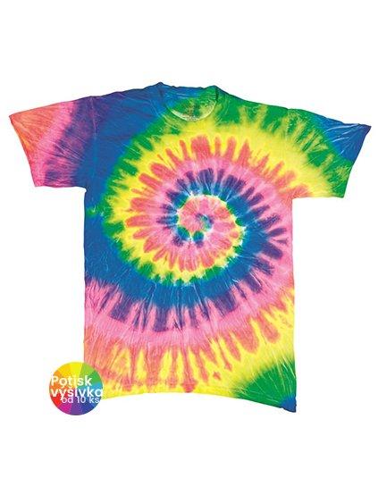 Multi Spiral T-Shirt  G_DY700MS