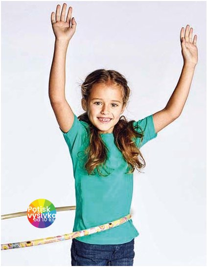 Kids` Fashion Organic-T  G_E311