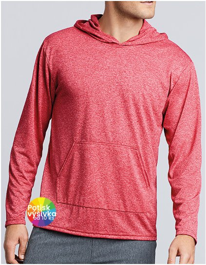 Performance Adult Hooded T-Shirt  G_G46500