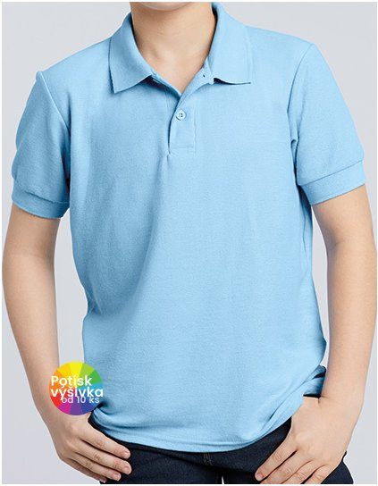 DryBlend® Youth Double Piqué Polo  G_G72800K