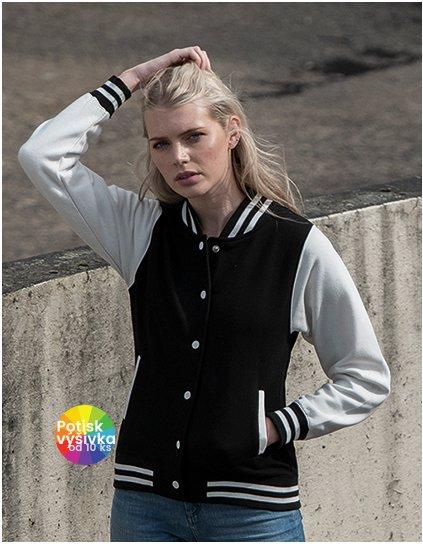 Girlie Varsity Jacket  G_JH043F