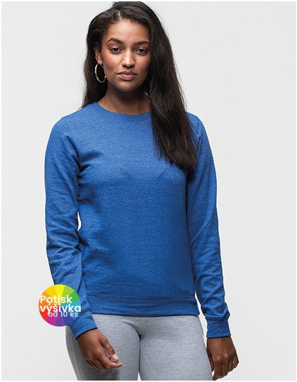 Girlie Heather Sweat  G_JH045
