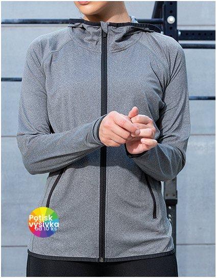 Ladies` Fashion Fit Sports Jacket  G_K916