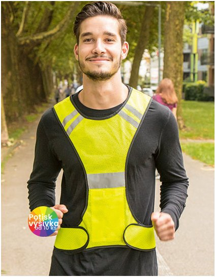 LED Running Vest for joggers  G_KX509