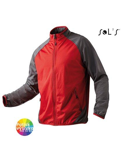Rollings Men Softshell Jacket  G_L01624