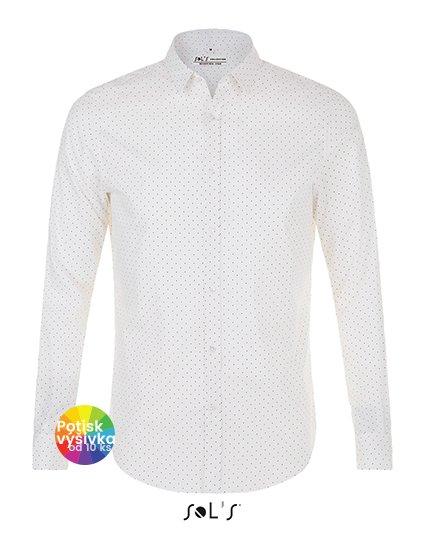 Becker Men Shirt  G_L01648