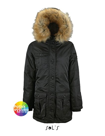 Women`s Warm And Waterproof Jacket Ryan  G_L02107