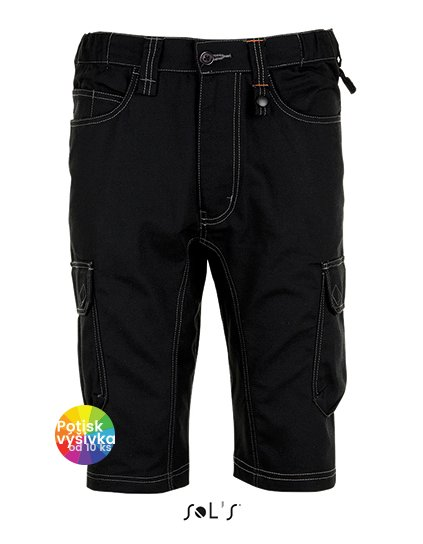 Men`s Workwear Bermudas - Ranger Pro  G_LP01563