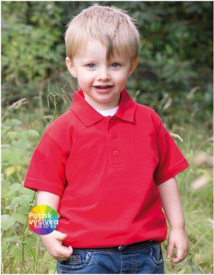 Kids` Polo Shirt  G_LW040
