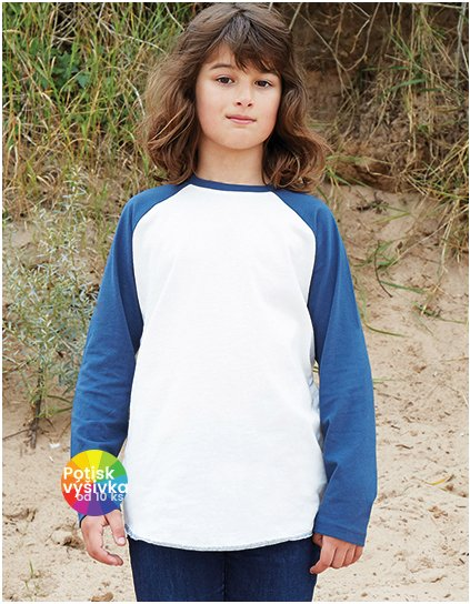 Kids` Superstar Baseball T  G_MK16