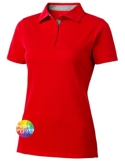 Hacker Ladies` Polo  G_N3097
