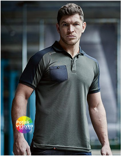Offensive Wicking Polo  G_RG167