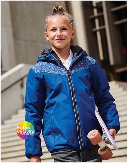 Kids Reflector Insulated Jacket  G_RG318