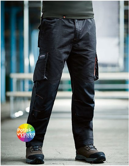 Heroic Worker Trousers  G_RG366R