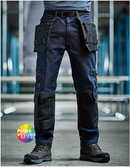 Deductive Denim Trousers  G_RG374R