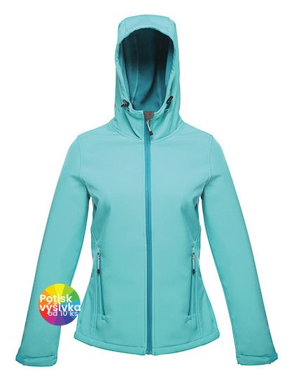 Women`s Arley II Hooded Softshell  G_RG603