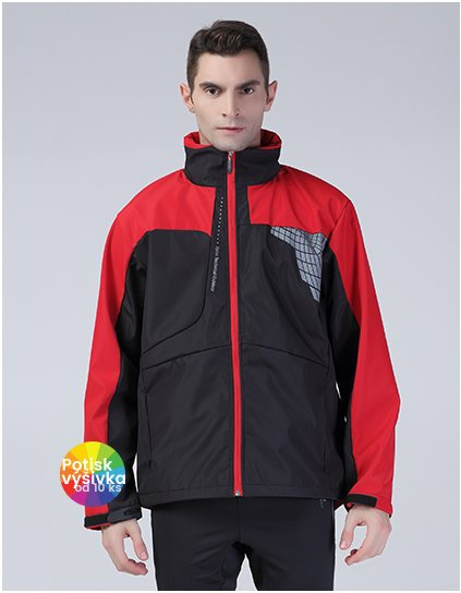 3 Layer Softshell Jacket  G_RT175M
