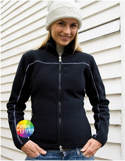 Ladies` Huggy Jacket  G_RT198F