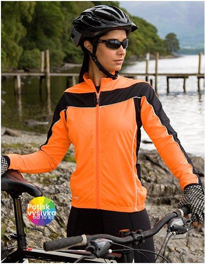 Ladies` Bikewear Long Sleeve Performance Top  G_RT255F