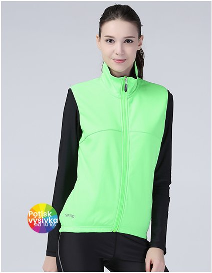 Ladies` Airflow Gilet  G_RT262F