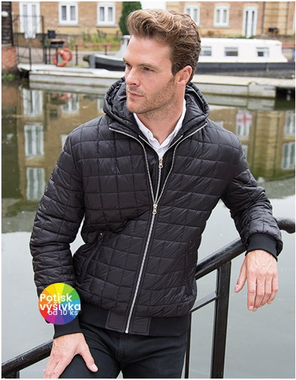 Urban Stealth Hooded Jacket  G_RT403