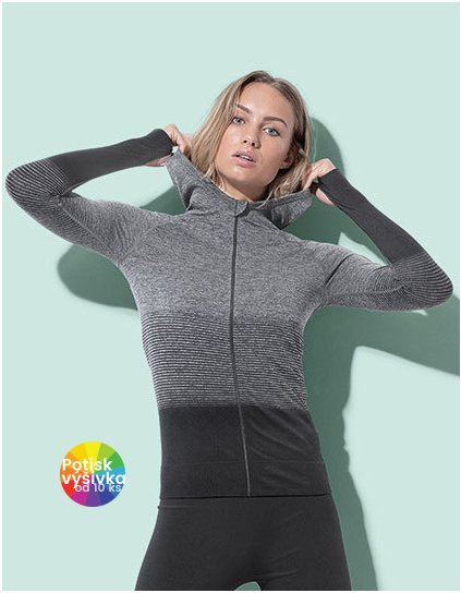 Active Seamless Jacket for women  G_S8920