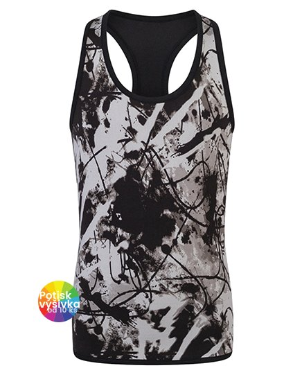 Kids` Reversible Workout Vest  G_SM240