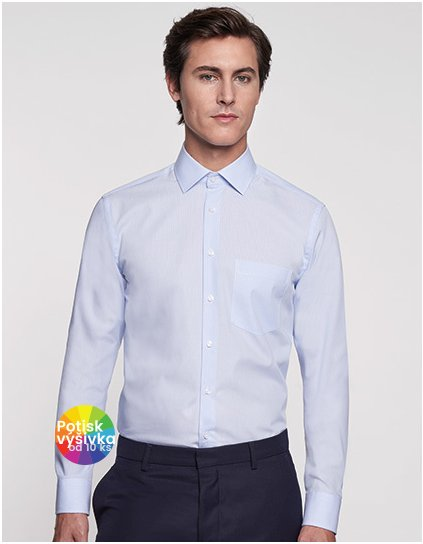 Men`s Shirt Modern Fit Check/Stripes Longsleeve  G_SN112810